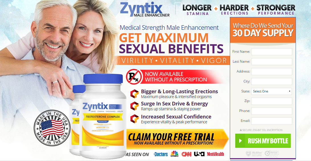 Zyntix Male Enhancement