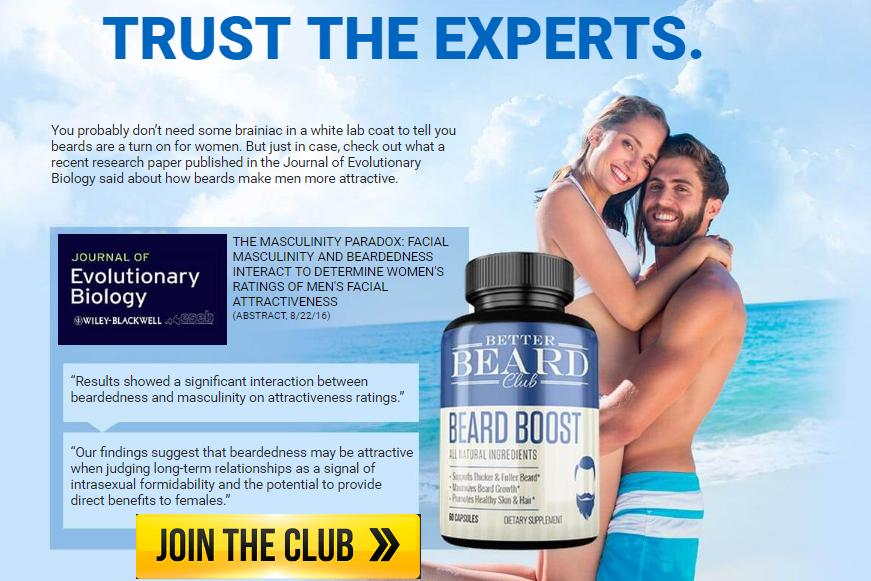 Better Beard club