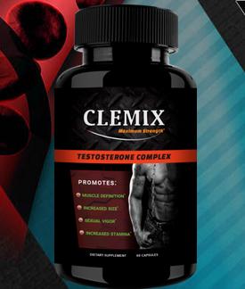 Clemix Testo Complex