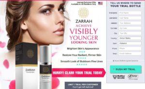 Zarrah Collagen Serum