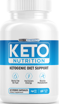keto nutrition pills