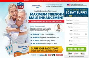 Staminax Pills