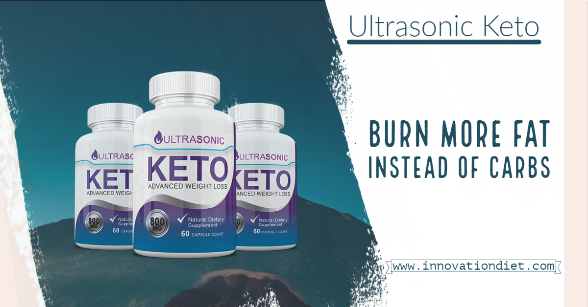 UltraSonic Keto